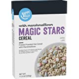 Amazon Brand - Happy Belly Magic Stars with Marshmallows Cereal, 11.5 Ounce