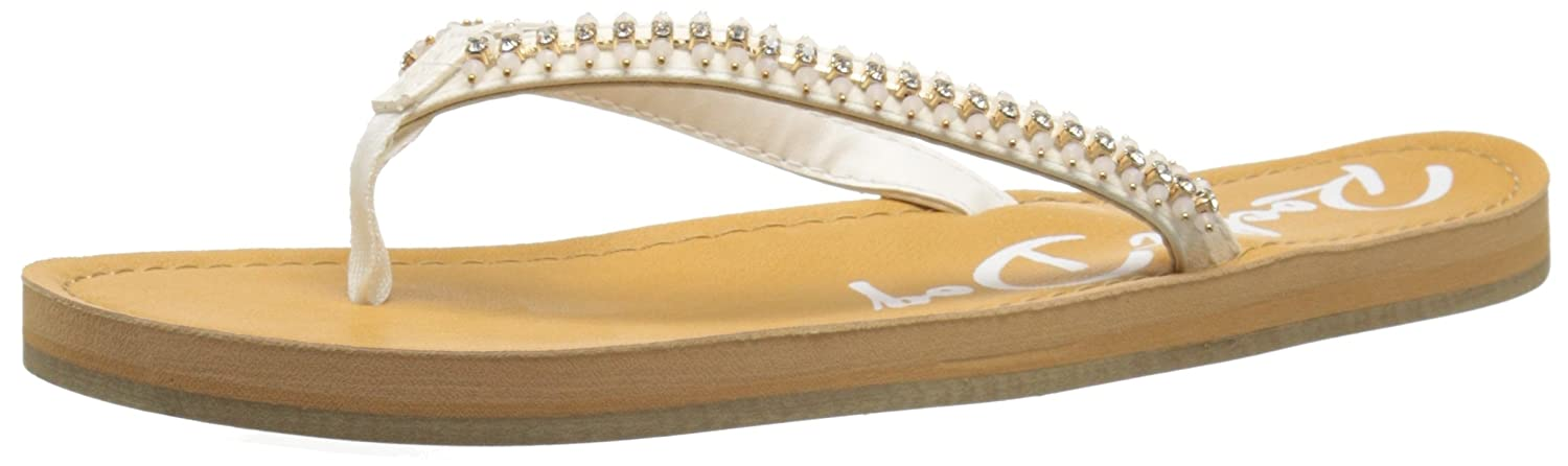 5da17c057 Rocket Dog Portia You Fancy Women US 5 White Flip Flop Sandal  Buy Online  at Low Prices in India - Amazon.in
