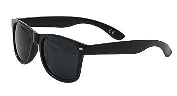 classic wayfarer glasses  Outray Classic Wayfarer UV400 Dark Lens Eyeware Sunglasses: Amazon ...
