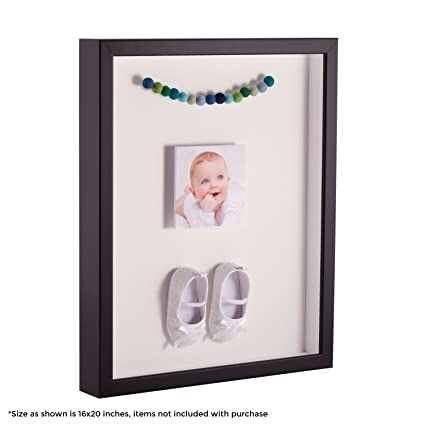 Amazon.com - ArtToFrames 20 x 30 Inch Shadow Box Picture Frame, with ...