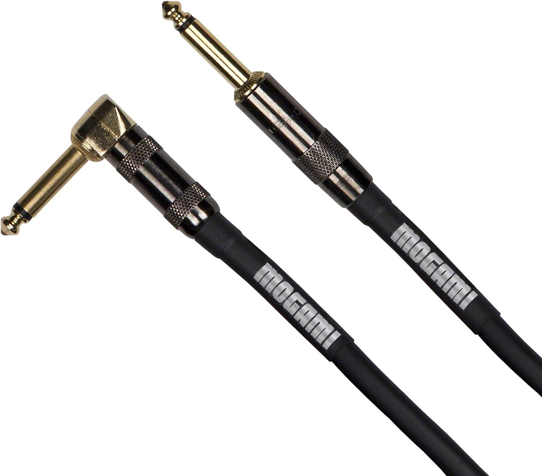 Mogami Platinum GUITAR-12R Instrument Cable