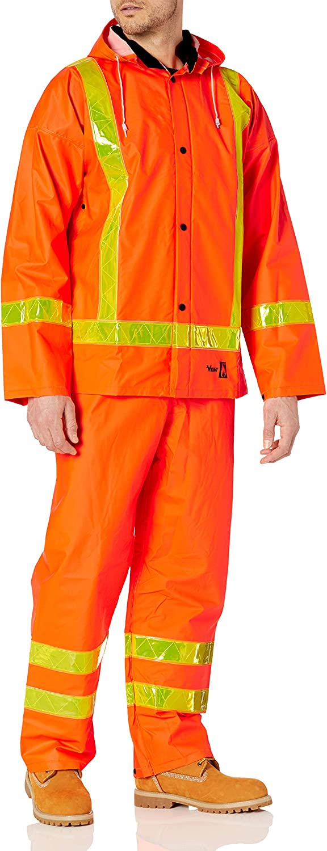 Viking FR Flame Resistant Waterproof 3-Piece Suit