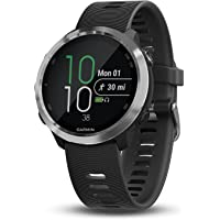 "Garmin Forerunner 645, GPS Running Watch with Pay Contactless Payments and Wrist-Based Heart Rate, Black, 1.2"" (010-01863-00)"