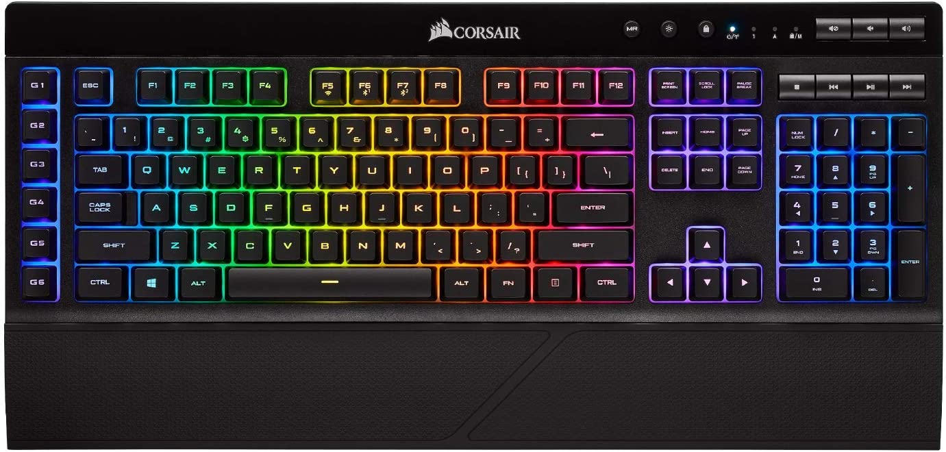 CORSAIR K57 RGB Wireless Gaming Keyboard
