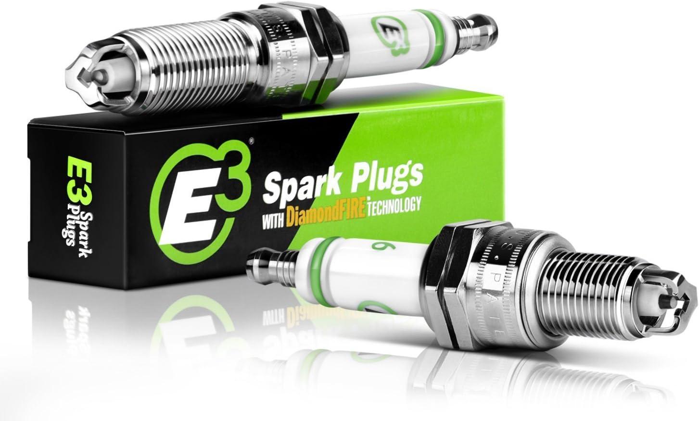E3 Spark Plugs E3.52 Automotive Spark Plug 1-Pack