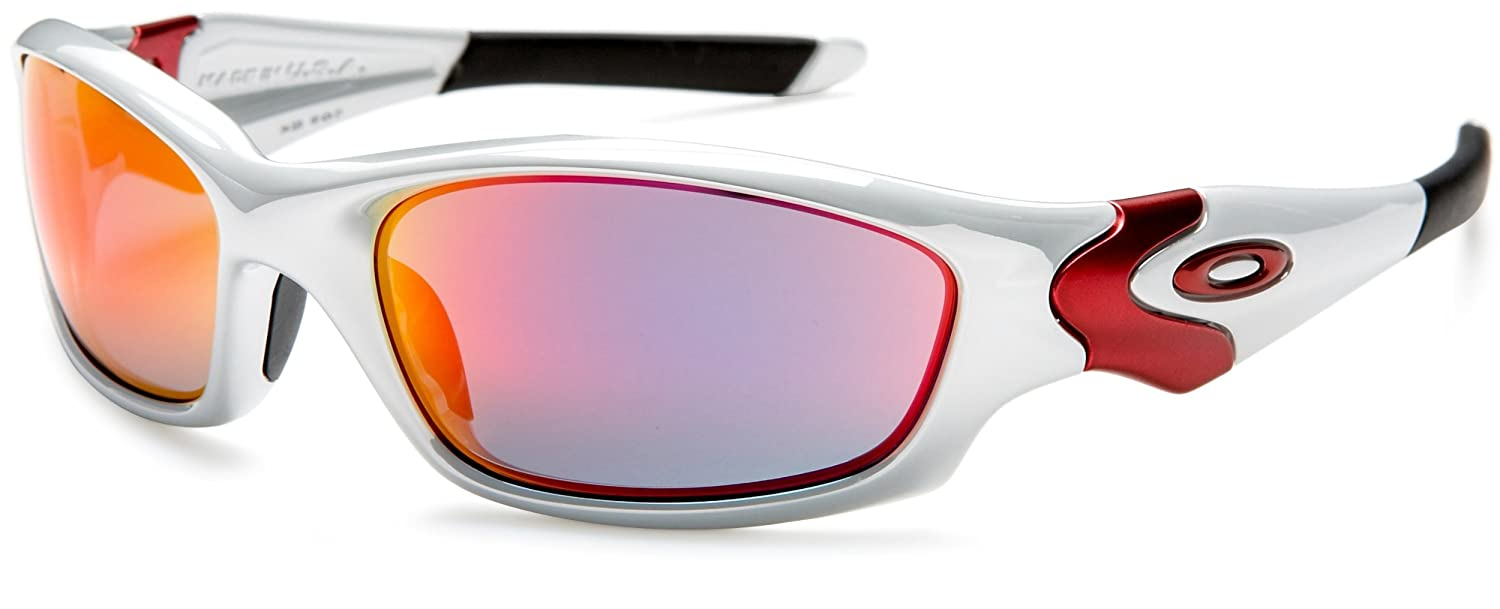 fb59c69caa Oakley Straight Jacket White Chrome Red Iridium « One More Soul