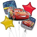 Bouquet Cars 3 Lightning McQueen