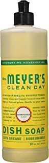 product image for Mrs. Meyers Clean Day Liquid Dishwashing Soap, Honeysuckle, 16 oz 1 pack