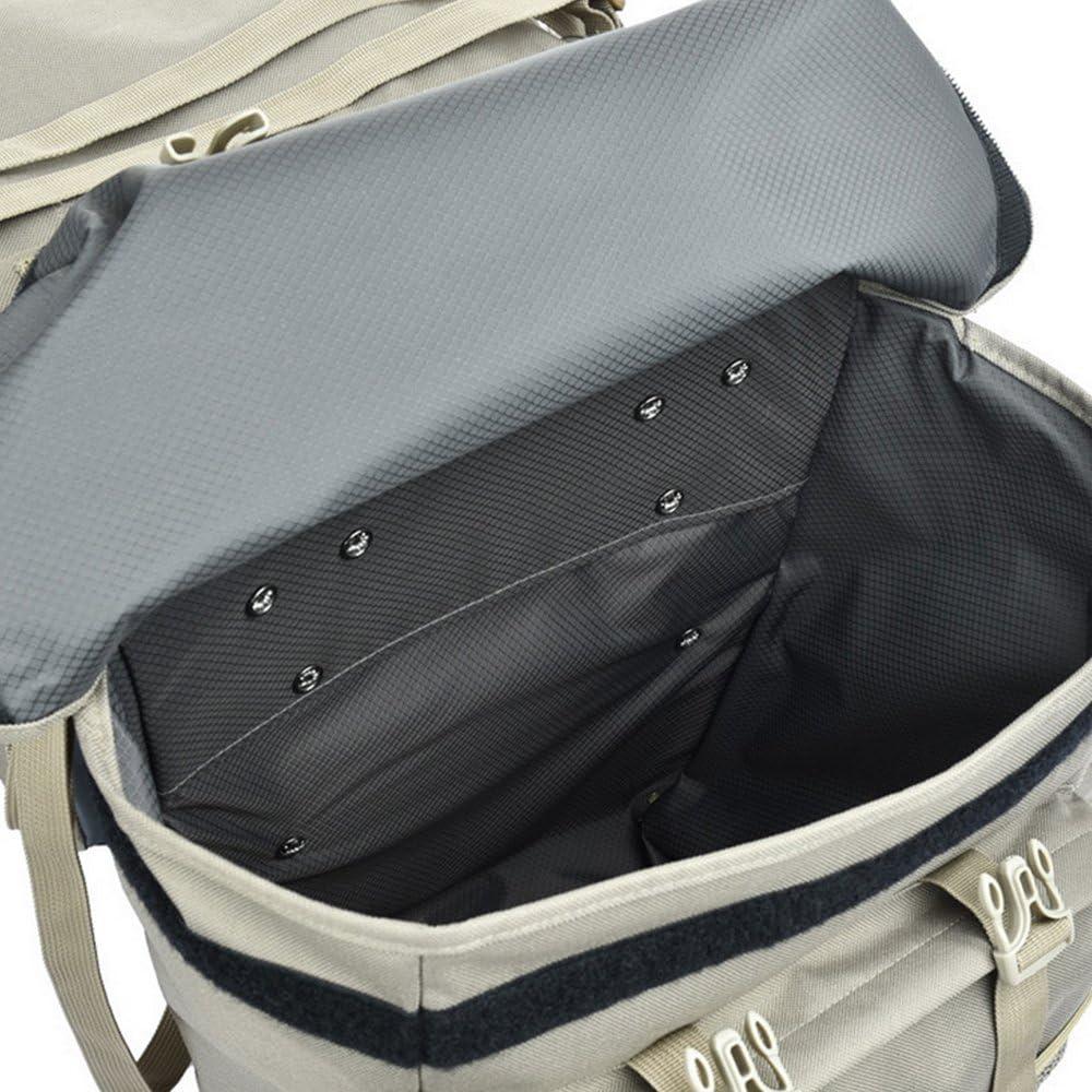 Waterproof, Roll-Up ZTZ Canvas Cycling Bicycle Bike Pannier Rear Seat Bag Rack Trunk