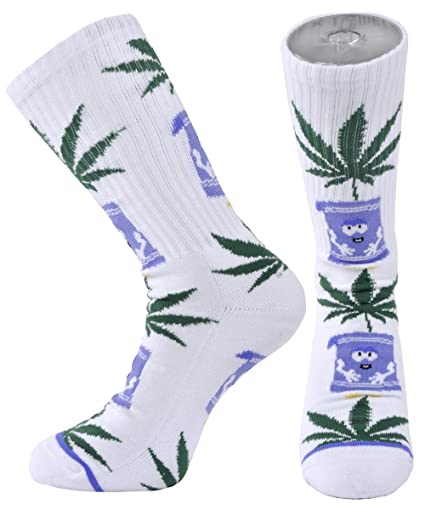 Amazon.com: HUF South Park Towelie 420 Weed humo alta ...