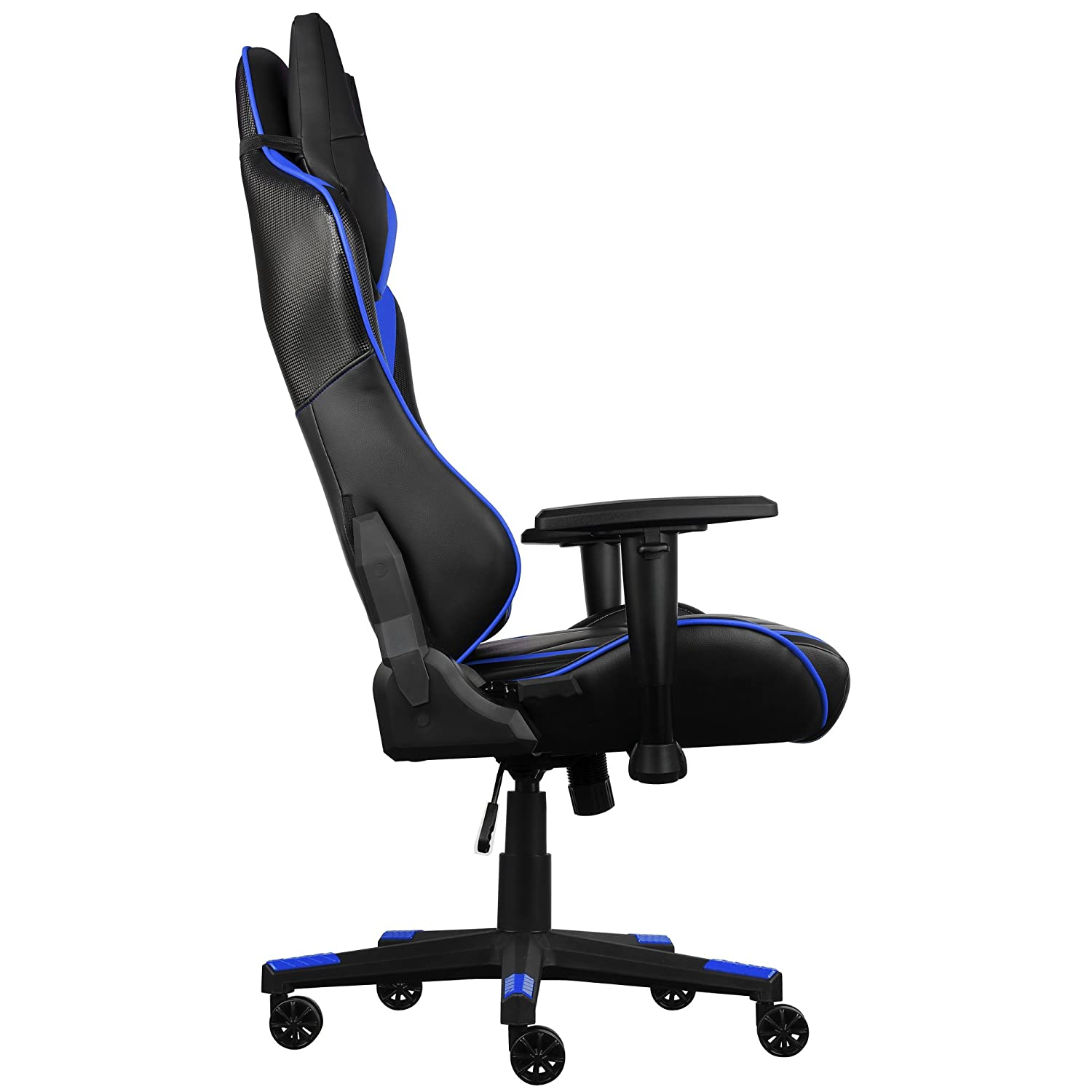 Aerocool AC220BB - Silla gaming profesional, ergonómica, ruedas 60mm, regulable: Amazon.es: Hogar
