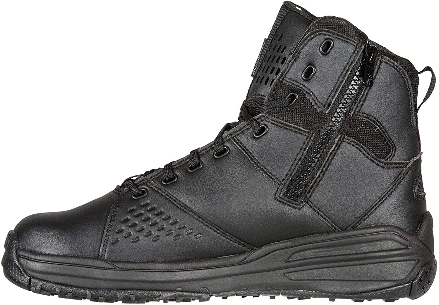 5.11 Tactical Men's Halcyon Waterproof Military Boots, Low Friction, Odor Control, Style 12372