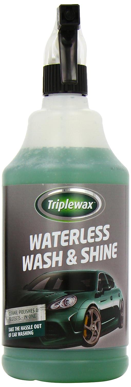 Triplewax TWH001 Waterless Wash and Shine 1 L Tetrosyl Ltd