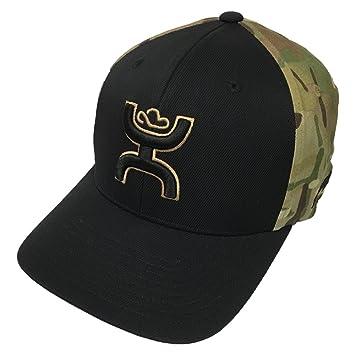 on sale 90ce7 43046 spain hooey brand chris kyle black multi camo s m flexfit hat ck015 79d21  c8b2c