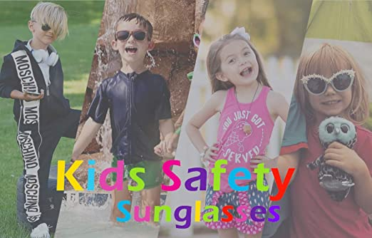 FEISEDY Kids Teens Sports Polarized Sunglasses TR90 Frame Boys Girls Cycling Baseball B2454