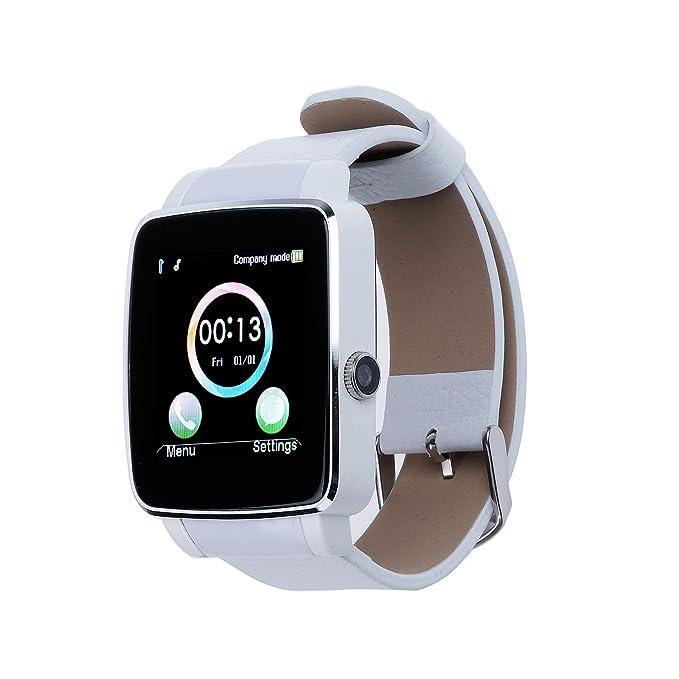 vinteky® Nueva X6 Smartphone reloj 1.54
