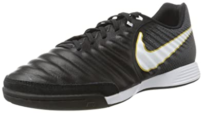 huge selection of 03248 a68c0 Nike Tiempox Ligera IV IC, Chaussures de Football Homme, Noir/Blanc 002,