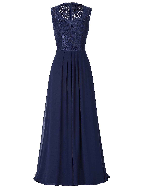 GK Prom Dress Kate Kasin Damen Elegant Abendkleider Lang Brautjungfernkleid Partykleider