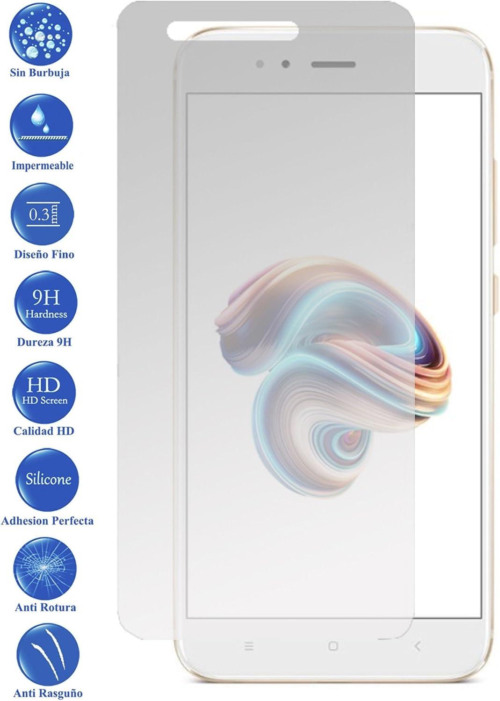 Todotumovil Protector de Pantalla Xiaomi MI A1 4G 5.5 de Cristal ...