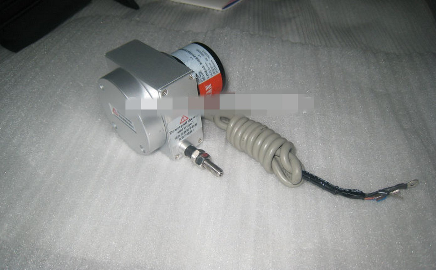 small type MPS-S-400mm-V1/V2 rope displacement sensor linear position transducer linear wire potentiometer 400mm stroke