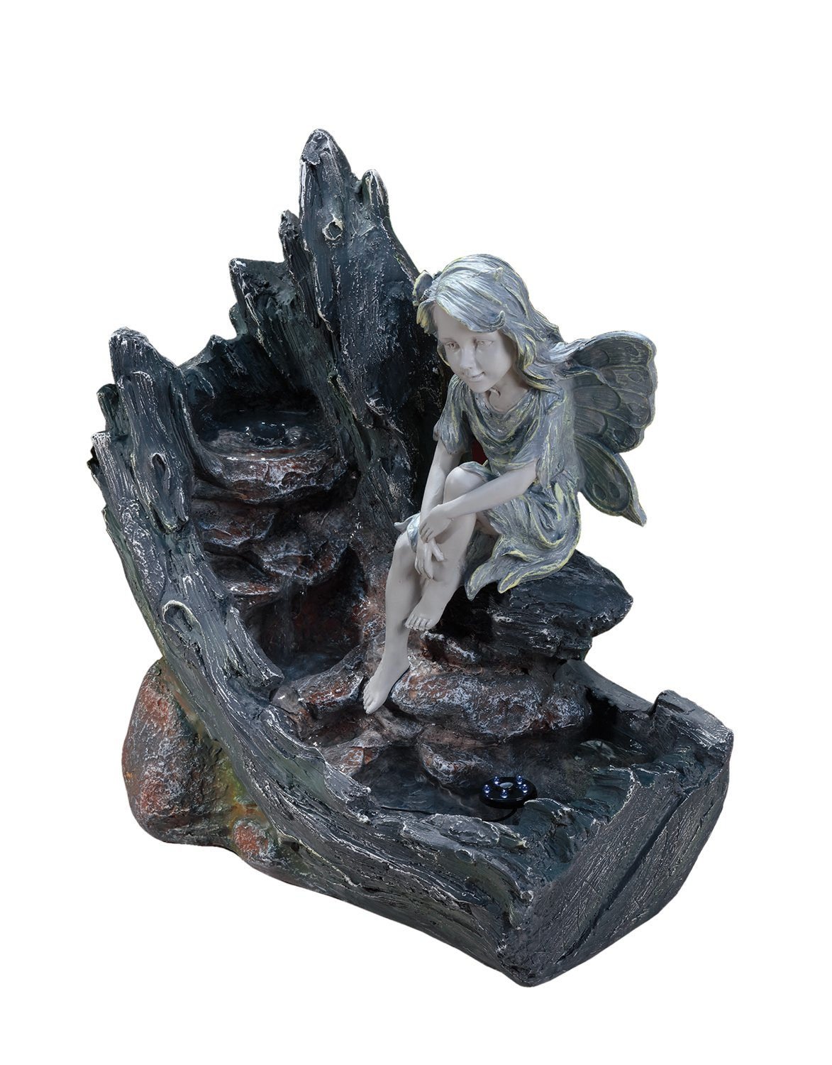 Blagdon Liberty Woodland Spring and Fairy Patio Water Feature