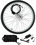 Electric Bike Kit - 250 Watt 24 Volt Hill Topper, Lithium Battery Included