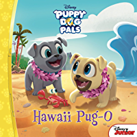 Puppy Dog Pals:  Hawaii Pug-O