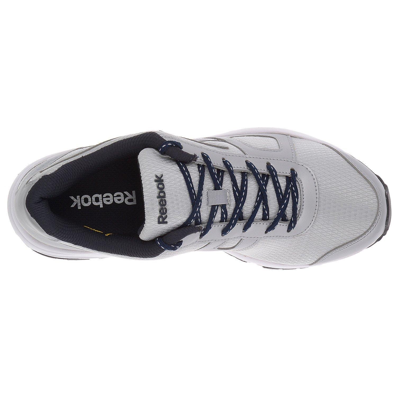 Acciomax Reebok Hombres Iii Lp Blanco Y Azul Marino Con Malla Zapatos Para Correr et8bD