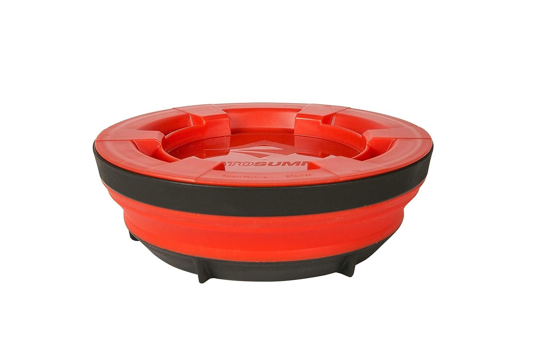 Sea to Summit x-Seal Go Plegable Camping de Almacenamiento de Alimentos Recipiente con Tapa herm/ética Apta para lavavajillas
