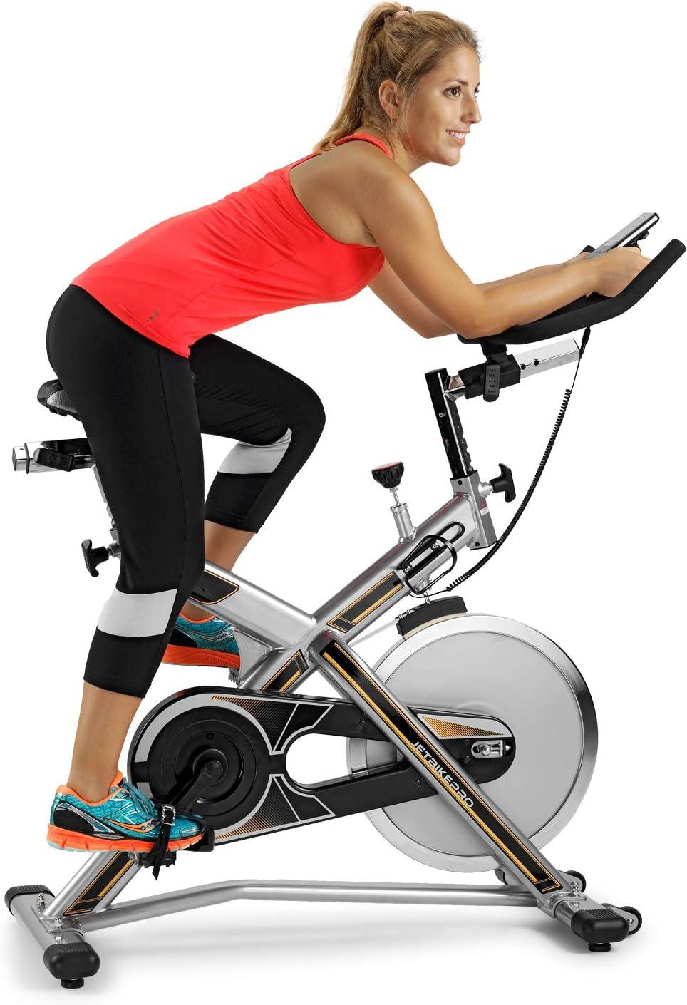 BH Fitness MKT Jetbike Pro Bicicleta Ciclismo Indoor, Unisex ...