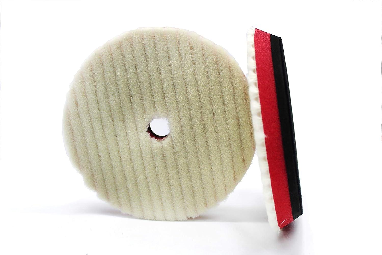6//Dia:150mm Maxshine DA Wool Buffing Polishing Pad
