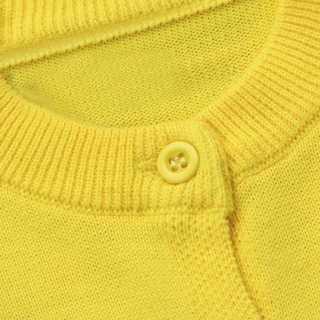 Girls Boys Classic Knitted colorful Solid Soft Cardigan Warm Sweater DIGOOD For 0-3 Years Old