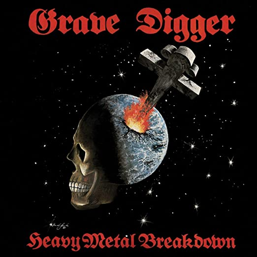 Heavy Metal Breakdown : Grave Digger: Amazon.es: Música