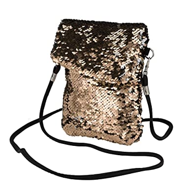 Fashion Outdoor Solid Color Sequins Handbag Shoulder Bag Tote Ladies Purse womens handbags totes shoulder bags