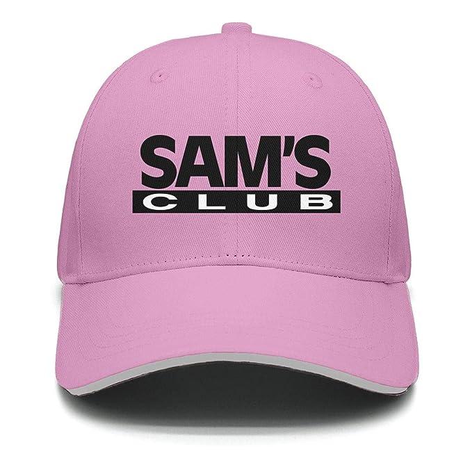 UONDLWHER Adjustable Unisex Sam's-Club- Cap Soft Visor Hats at