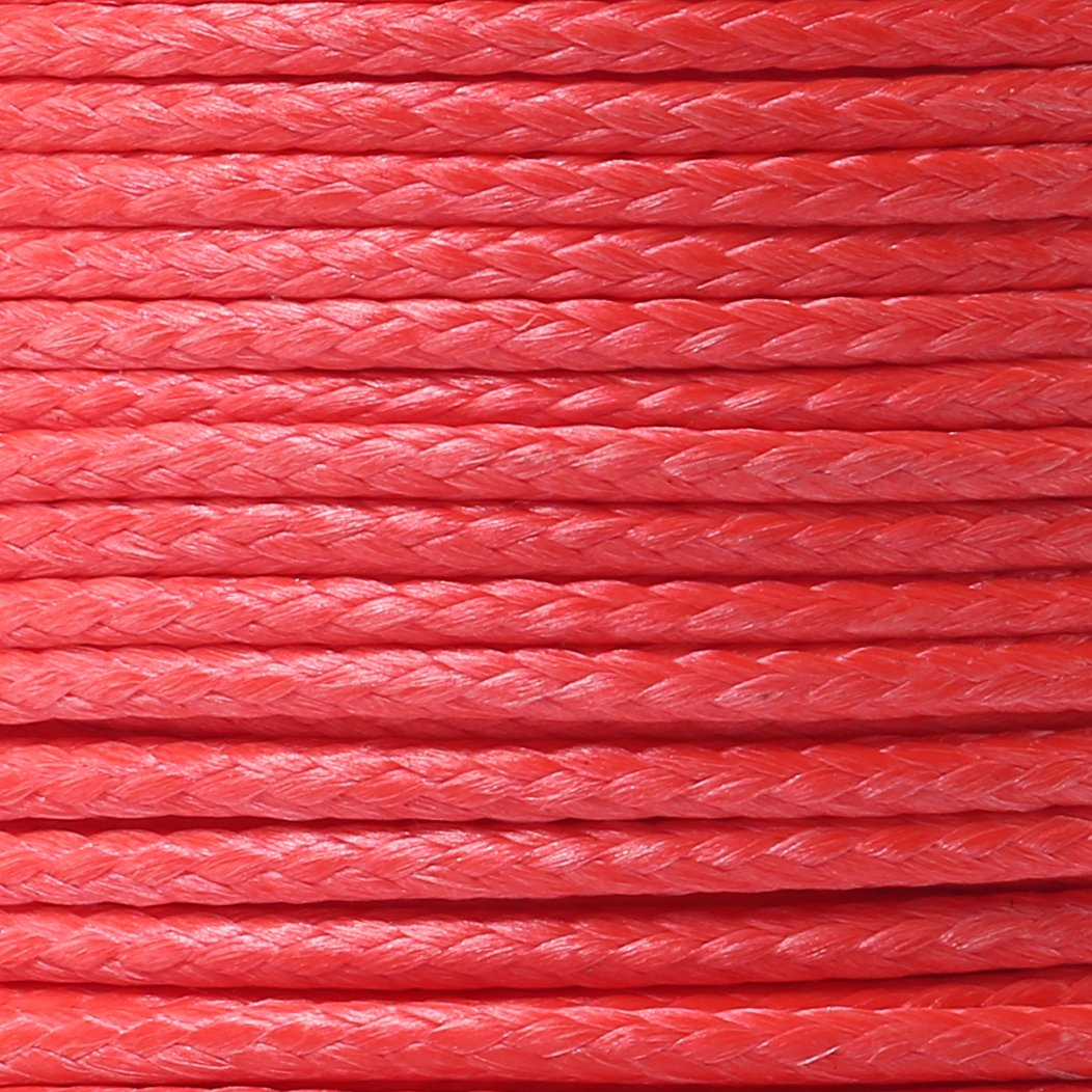Ymiss UHMWPE 2mm(5/64'')x50M (165') Long Spearfishing Line-Red Color by Ymiss (Image #2)