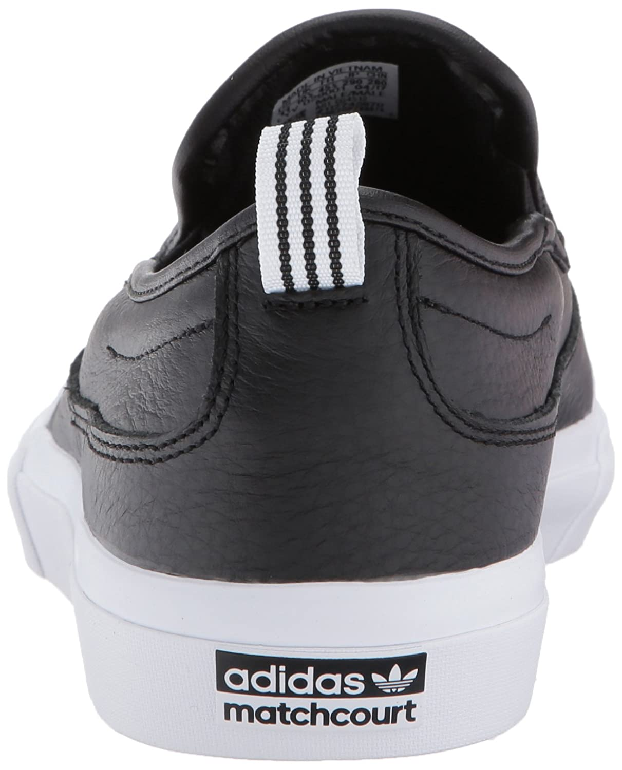 the best attitude 4a8dc 7fbed Amazon.com   adidas Originals Men s Matchcourt Slip Running Shoe    Skateboarding