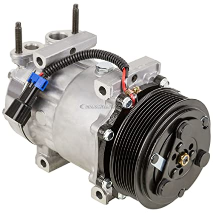 Amazon com: AC Compressor & A/C Clutch For International Replaces
