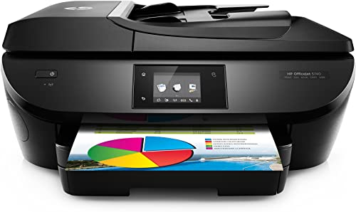 HP OfficeJet 5740 All-in-One Wireless Printer with Mobile Printing, HP Instant Ink or Amazon Dash replenishment ready B9S76A