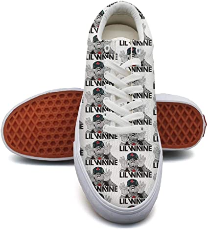 Lace-up Sneaker for Mens GAKIIER Mens Lil-Wayne-7-star