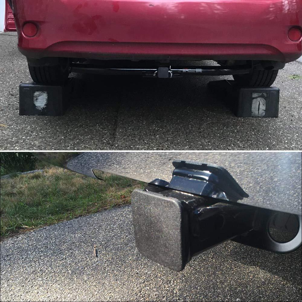 "Dorhea 1 1//4/"" Trailer Hitch Cover Tube Plug Cap Universal Rubber Insert 1.25 Receivers Class 1 2 I II Ford GMC Toyota Subaru Jeep Dodge Nissan Audi BMW Porsche Polaris ATV UTV 4350430526"