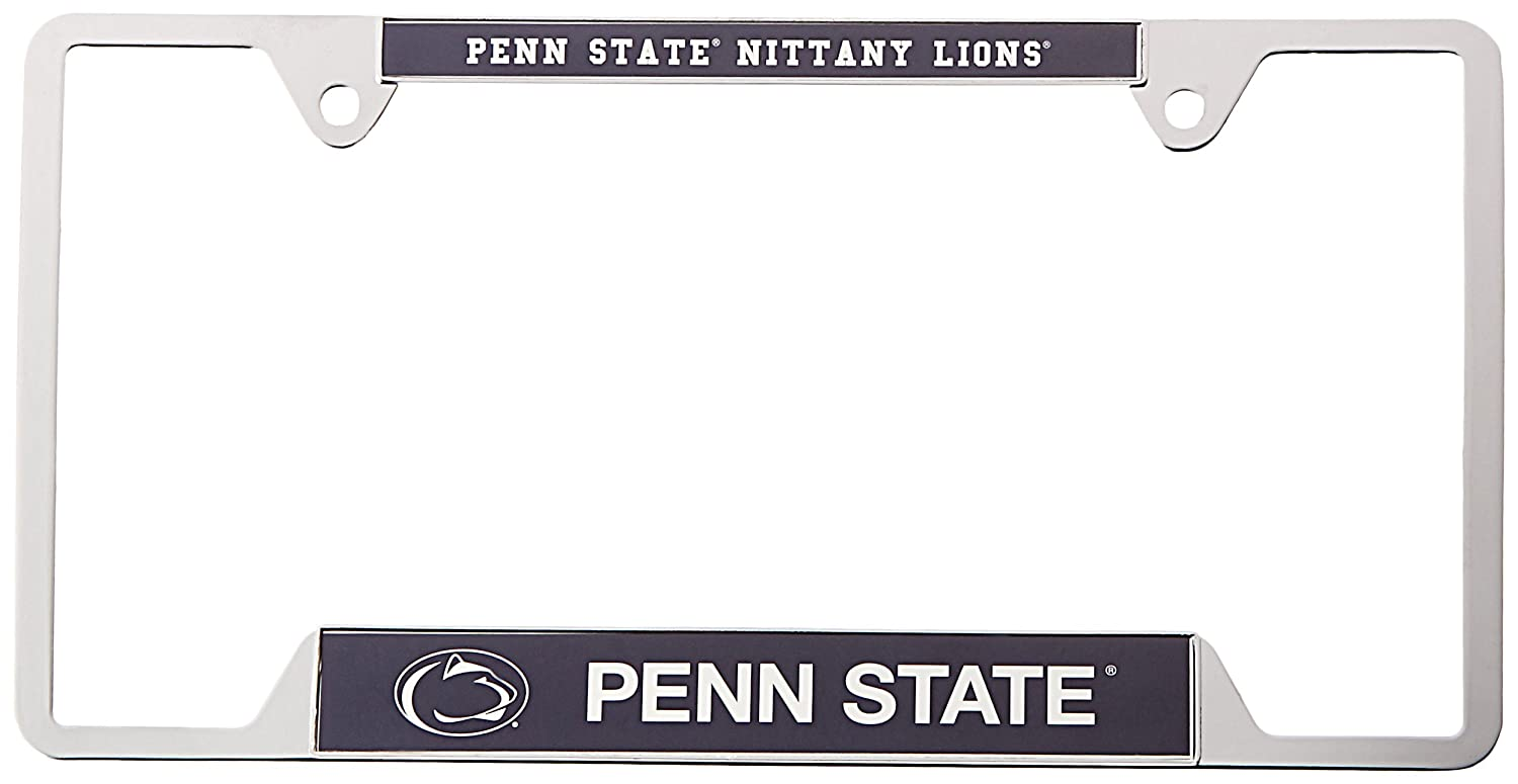 WinCraft NCAA Penn State University Metal License Plate Frame