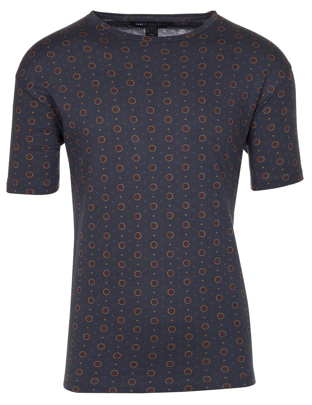 Marc by Marc Jacobs Men's Cotton Dalston Dot Print T-Shirt