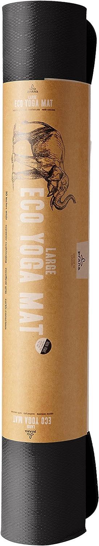 Amazon.com: Prana E.C.O. yoga mat (Tamaño Grande), negro ...