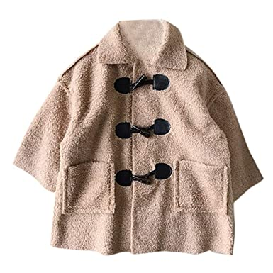 641b70dd1 Amazon.com  Baby Girls Fleece Lined Cold Weather Coat with Pocket ...