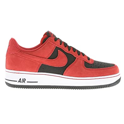 nike air force 1 ac red canvas