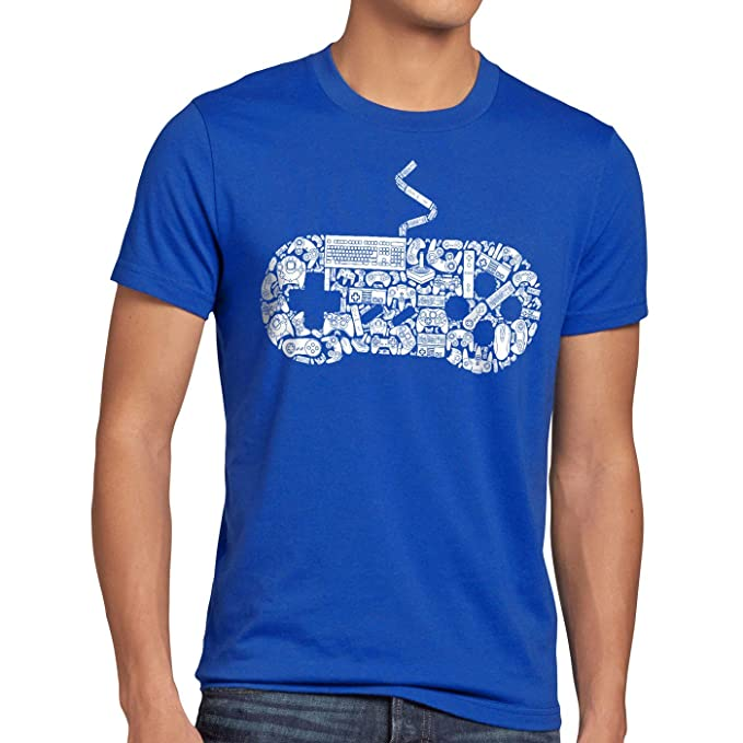 style3 GAMER Camiseta para hombre T-Shirt gamer game videojuego  Amazon.es  Ropa  y accesorios f79653d1fa0