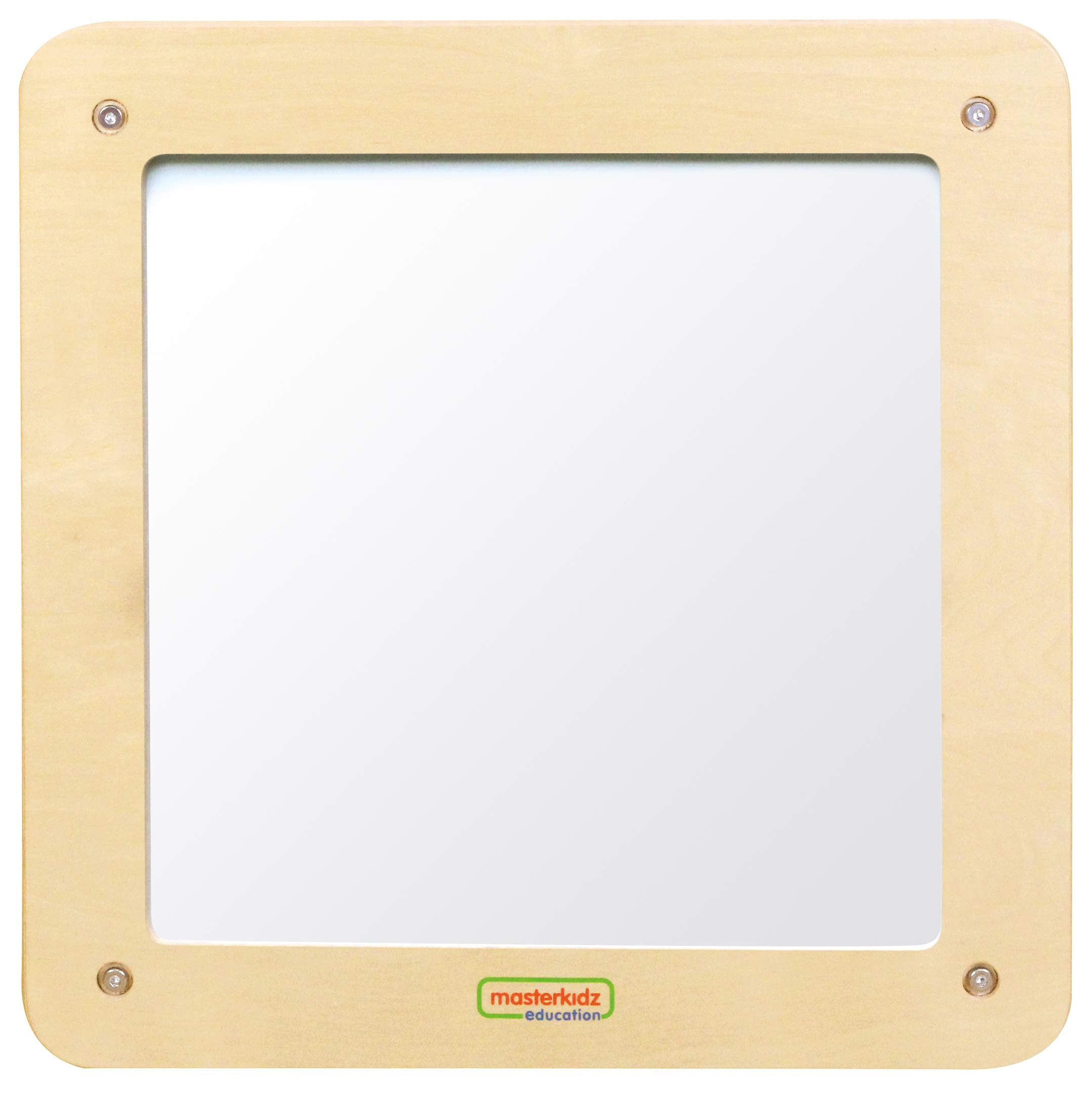 EDUPLAY ''Wall Element Mirror'' Logic & Construction