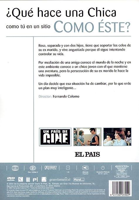 Amazon.com: ¿Qué Hace Una Chica Como Tú En Un Sitio Como Este? (1978) (Non Us Format) (Region 2) (Import): Fernando Colomo: Movies & TV