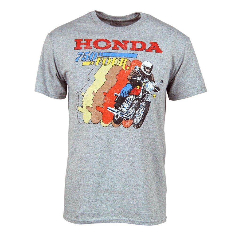 Honda Motorcycle T Shirt Vintage Anlis